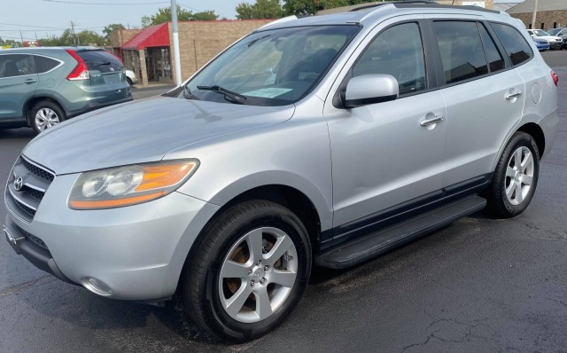 2009 Hyundai Santa Fe Limited AWD for sale in Fairfield, Ohio