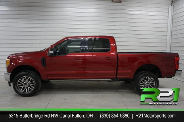2017 Ford F-250 SD Lariat Crew Cab 4WD -- REDUCED FROM $46,995  for sale at R21 Motorsports