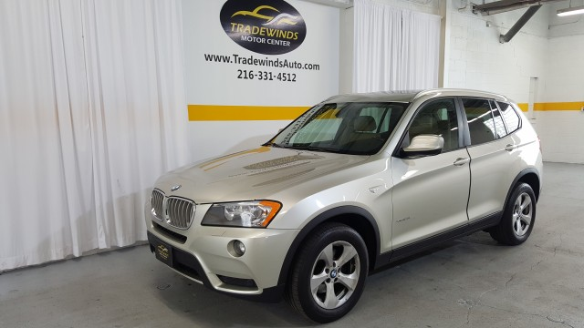 2011 BMW X3 XDRIVE28I for sale at Tradewinds Motor Center