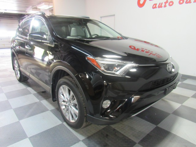 2017 Toyota RAV4 Limited AWD in Cleveland