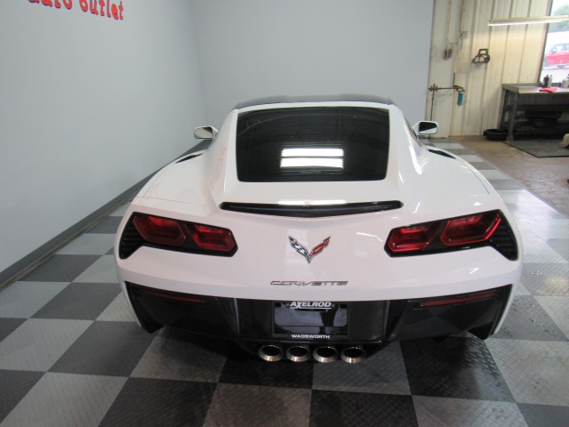 2014 Chevrolet Corvette Stingray 3LT Coupe Automatic in Cleveland