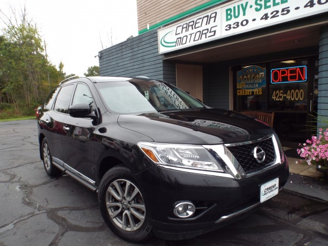 2015 NISSAN PATHFINDER for sale at Carena Motors