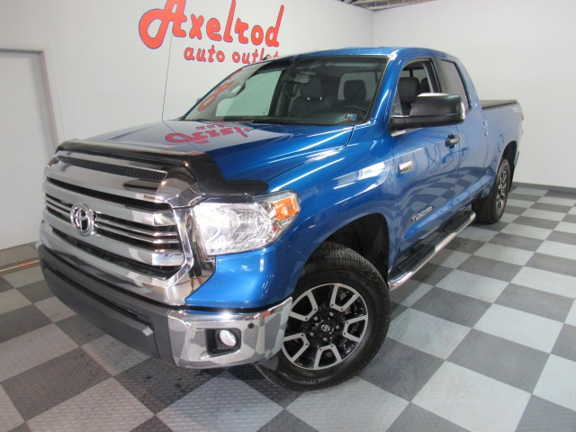 2017 Toyota Tundra SR5 TRD Off-Road 5.7L V8 Double Cab 4WD