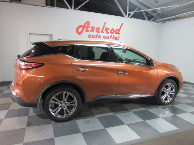 2015 Nissan Murano Platinum AWD in Cleveland