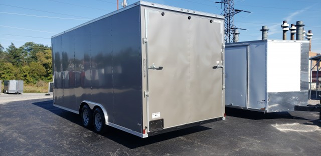 2020 ANVIL 8.5 X 20 ENCLOSED  for sale at Mull's Auto Sales