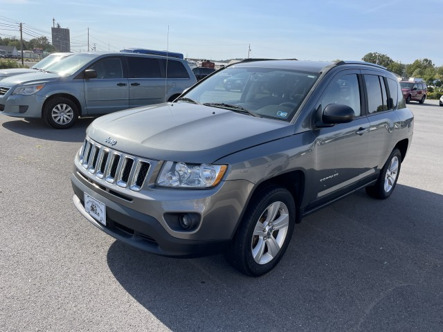 2011 Jeep Compass Sport 4WD for sale at Mull's Auto Sales