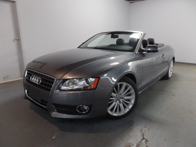2012 Audi A5 Cabriolet 20t Quattro Tiptronic For Sale At Axelrod