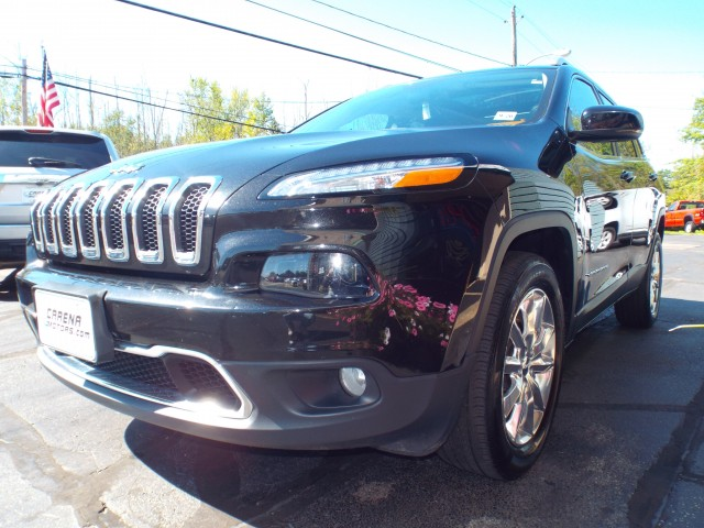 2015 JEEP CHEROKEE LIMITED for sale at Carena Motors