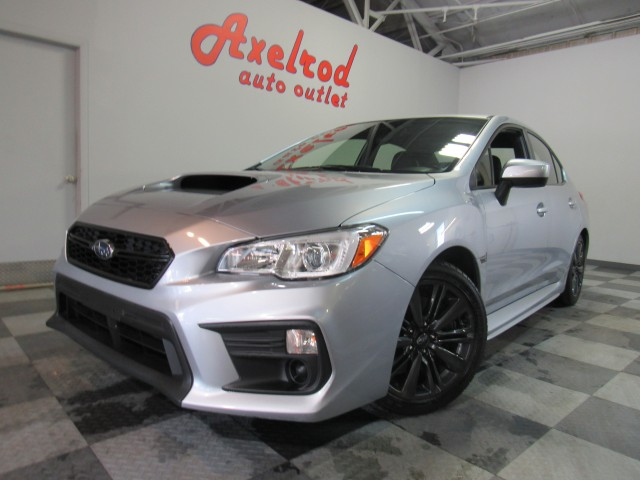 2018 Subaru WRX 4-Door