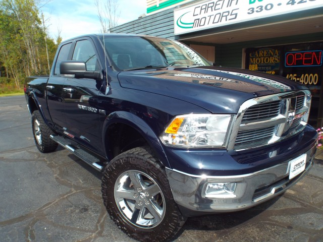 2012 DODGE RAM 1500 BIG HORN for sale in Twinsburg, Ohio
