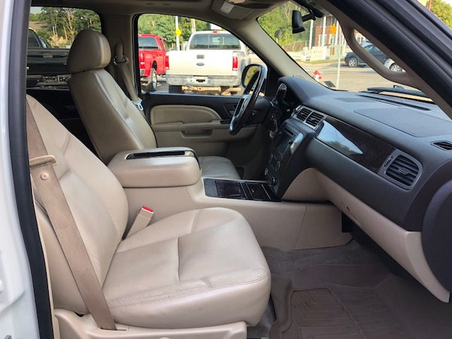 2010 GMC YUKON DENALI for sale at Action Motors