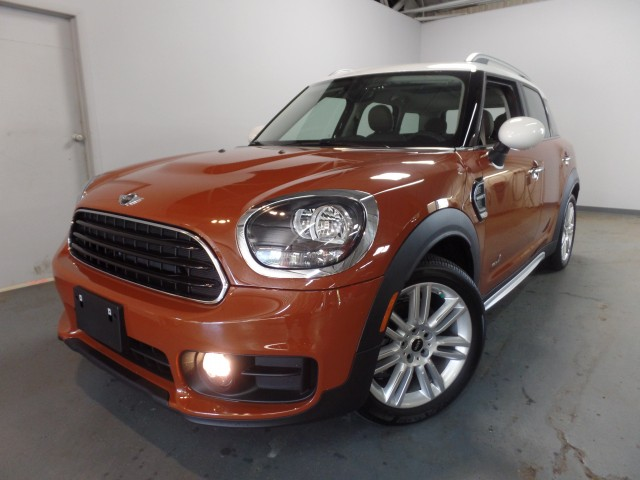 2017 Mini Countryman Cooper S ALL4 AWD 4dr Crossover