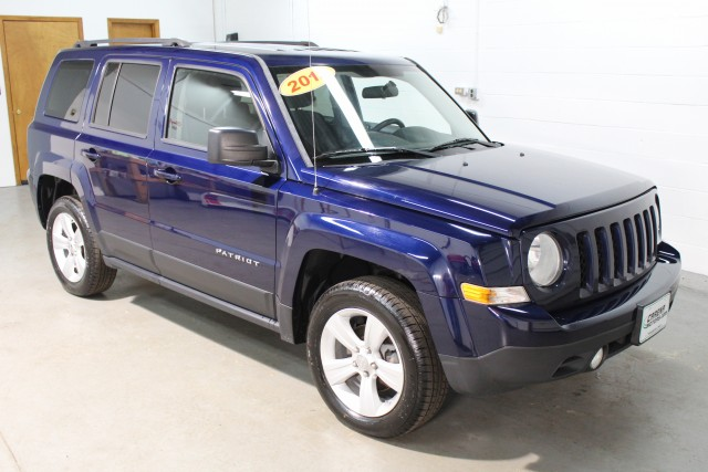 2012 JEEP PATRIOT LATITUDE for sale | Used Cars Twinsburg | Carena Motors