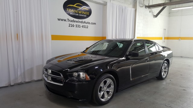 2014 DODGE CHARGER SE for sale at Tradewinds Motor Center