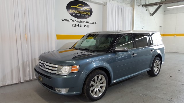 2010 FORD FLEX LIMITED for sale at Tradewinds Motor Center