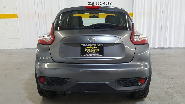 2015 NISSAN JUKE S for sale at Tradewinds Motor Center