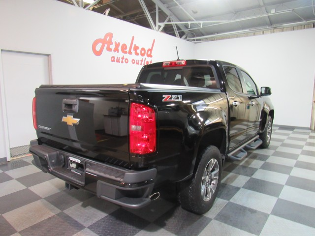 2016 Chevrolet Colorado Z71 Crew Cab 4WD Short Box in Cleveland