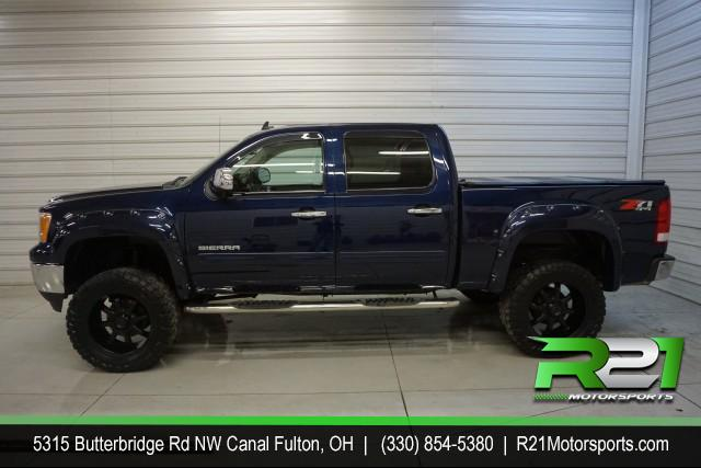 2008 GMC SIERRA 2500HD SLT CREW CAB 4WD--INTERNET SALE PRICE ABSOLUTELY ENDS SATURDAY DECEMBER 16TH!! for sale at R21 Motorsports