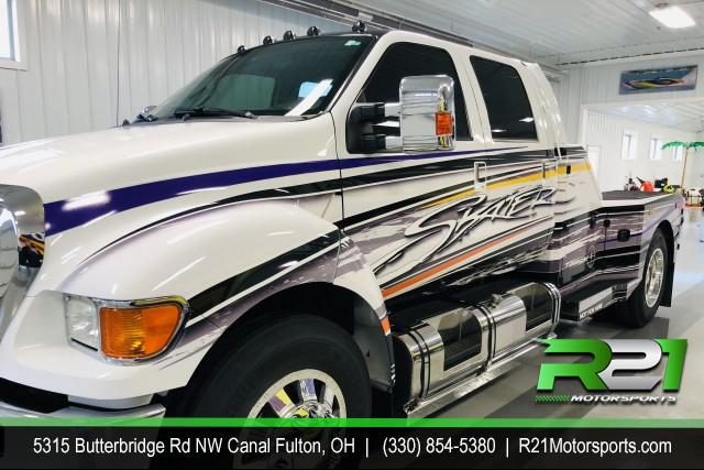 2018 Ford F-450 SD Platinum Crew Cab DRW 4WD -- INTERNET SALE PRICE ENDS SATURDAY AUGUST 14TH for sale at R21 Motorsports