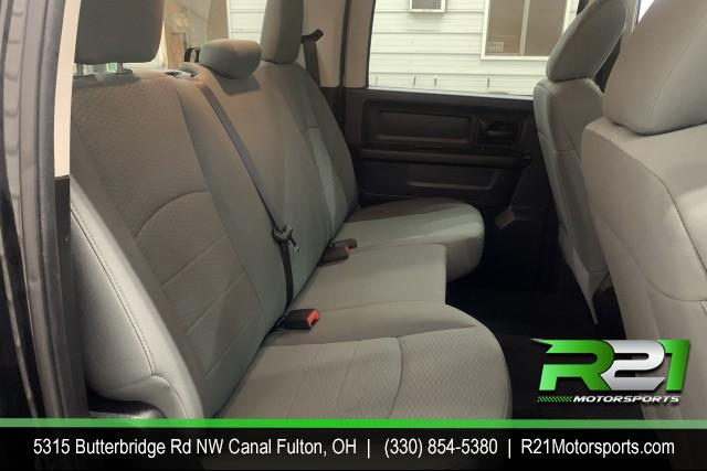 2015 RAM 1500 Tradesman Crew Cab SWB 4WD for sale at R21 Motorsports