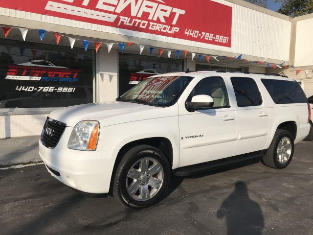 2007 GMC YUKON XL 1500 for sale at Stewart Auto Group