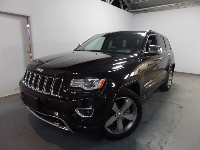 2015 Jeep Grand Cherokee Overland 4x4 4dr SUV