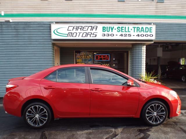 2014 TOYOTA COROLLA S PLUS for sale at Carena Motors