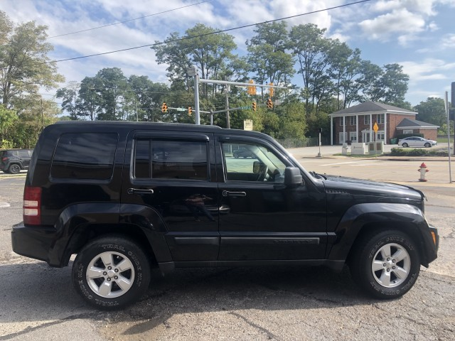2011 JEEP LIBERTY SPORT for sale at Action Motors