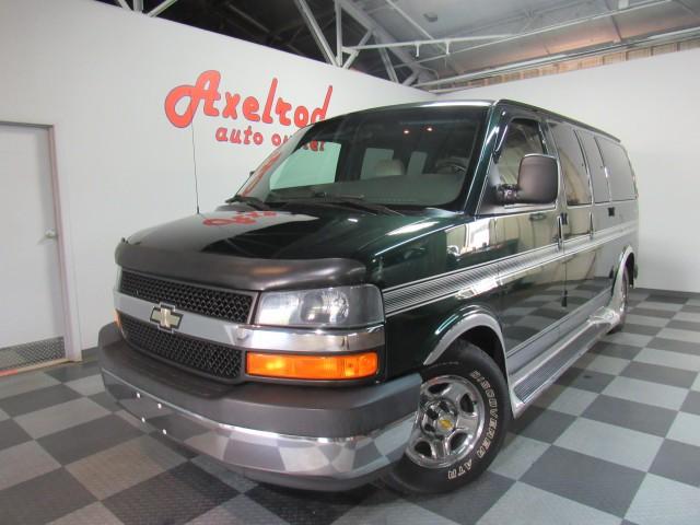 2003 Chevrolet Express 1500 Conversion