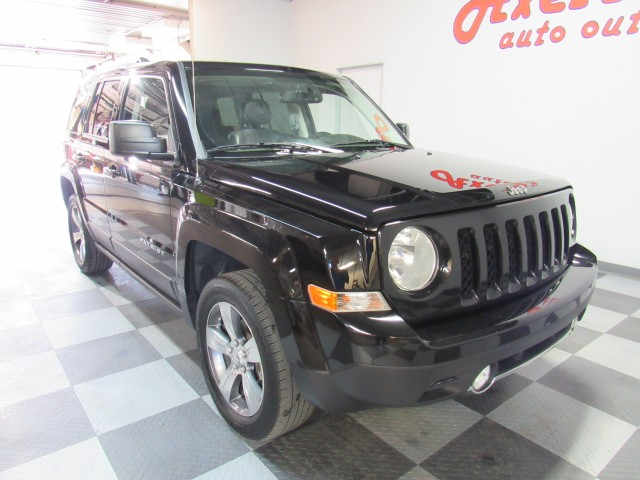 2016 Jeep Patriot High Altitude 4WD in Cleveland