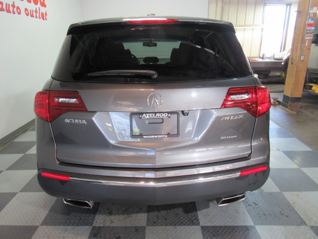 2011 Acura MDX 6-Spd AT w/Tech and Entertainment Package in Cleveland