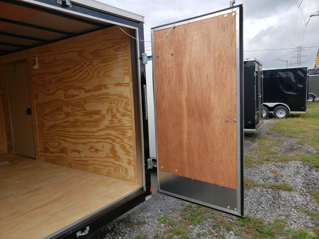 2018 ANVIL 6 X 12 ENCLOSED  for sale at Mull's Auto Sales