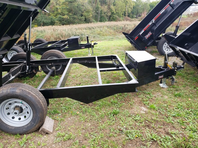 2018 FORCE 7 X 12 DUMP TRAILER  for sale at Mull's Auto Sales