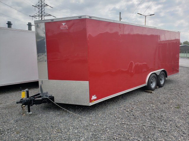 2019 ANVIL 8.5 x 20 enclosed   for sale at Mull's Auto Sales