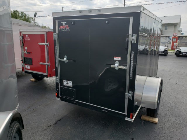 2019 ANVIL 5 X 8 ENCLOSED  for sale at Mull's Auto Sales