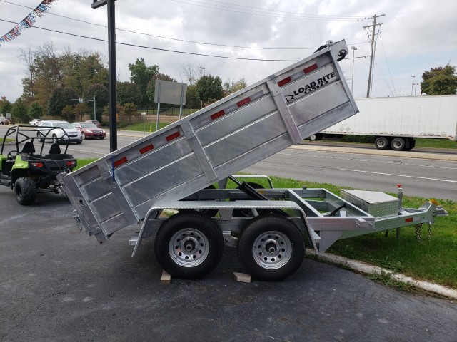 2019 LOAD RITE 6 X 10 DUMP TRAILER  for sale at Mull's Auto Sales