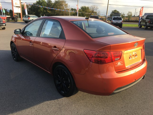 2010 Kia Forte SX for sale at Mull's Auto Sales