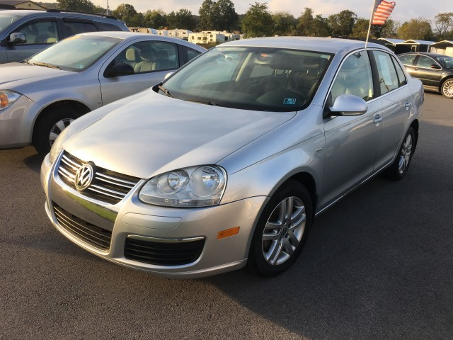 2007 Volkswagen Jetta Wolfsburg Edition for sale at Mull's Auto Sales
