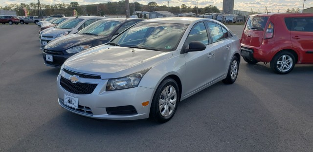 2013 Chevrolet Cruze LS Manual for sale at Mull's Auto Sales