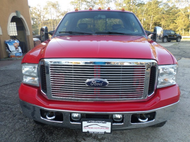 2007 FORD F350 SRW SUPER DUTY for sale at Action Motors