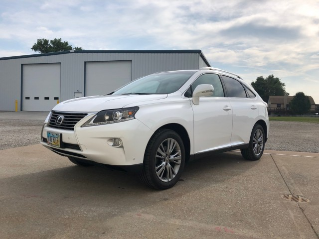 2014 Lexus RX 350 AWD for sale at WWW Boat Services