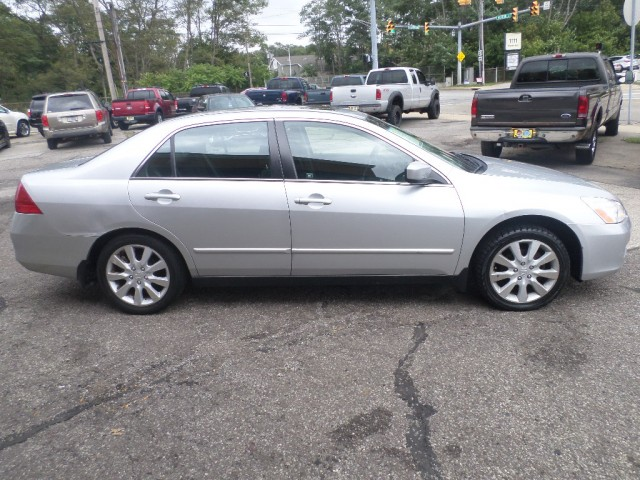 2006 HONDA ACCORD LX for sale at Action Motors