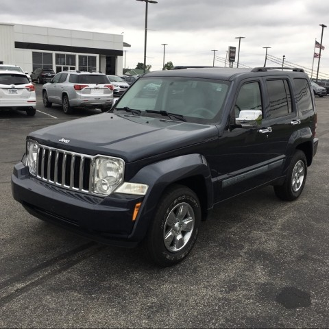 2008 JEEP LIBERTY SPORT for sale at Stewart Auto Group