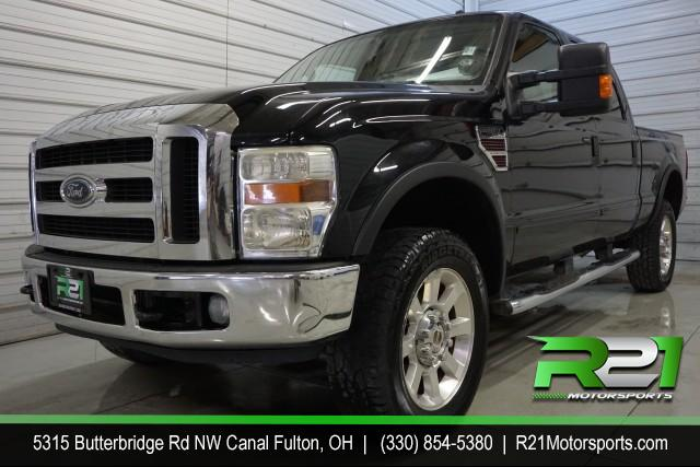 2011 FORD F-150 FX4 SUPER CREW for sale at R21 Motorsports