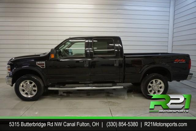 2008 Ford F-250 SD LARIAT  for sale at R21 Motorsports