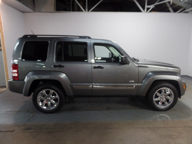 ... 2012 Jeep Liberty Latitude Edition 4WD In Cleveland ...