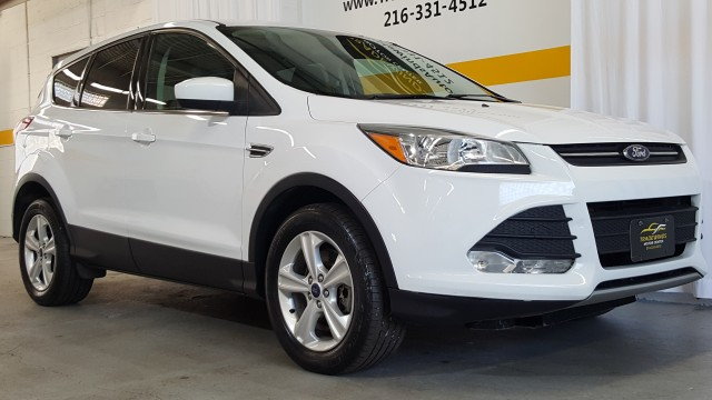 2016 FORD ESCAPE SE for sale at Tradewinds Motor Center
