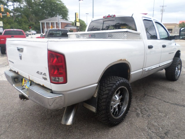 2005 DODGE RAM 2500 ST for sale at Action Motors