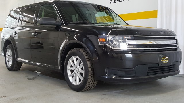 2015 FORD FLEX SE for sale at Tradewinds Motor Center
