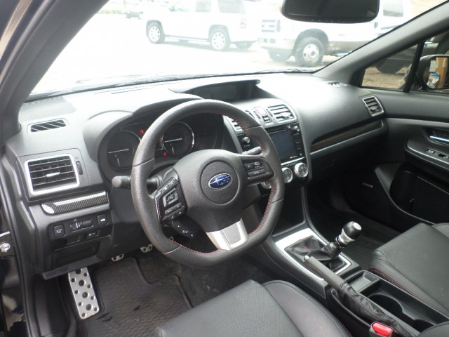 2016 SUBARU WRX LIMITED for sale at Action Motors